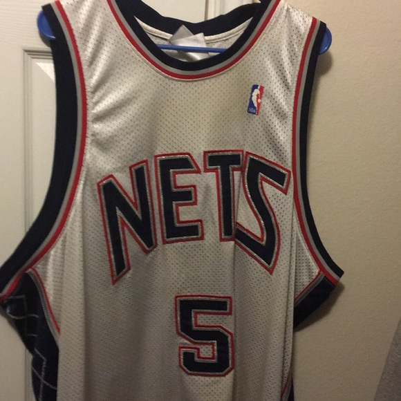 official photos fd110 848cd New Jersey Nets throwback
